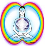 meditação ponte do arco íris