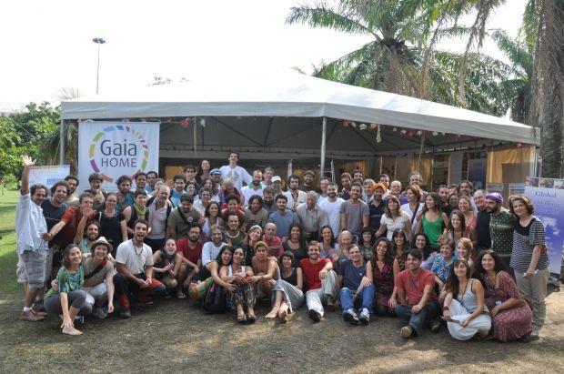 Gaia Home Rio+20