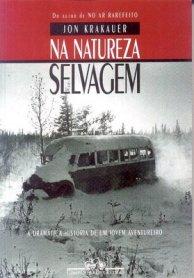 capa do livro Na natureza selvagem